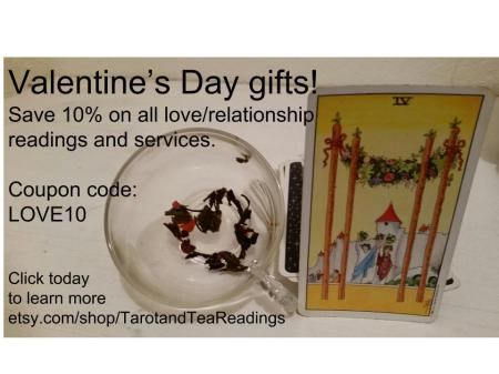 Etsy COUPON for Valentine's Day