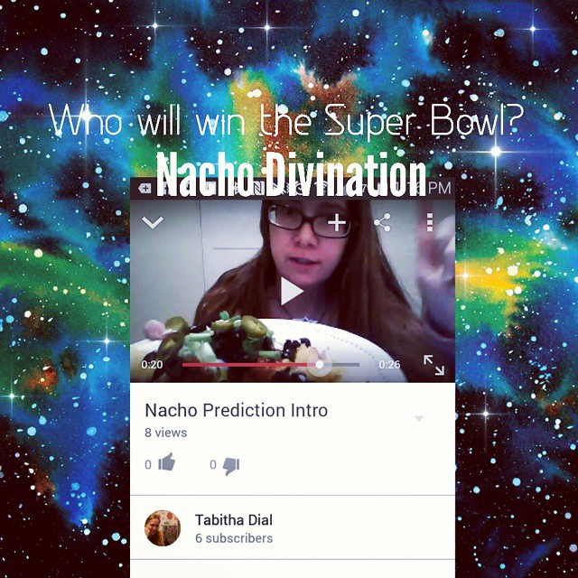 Get your nachos and your intuition ready! Super Bowl predictions you can sink your teeth into.