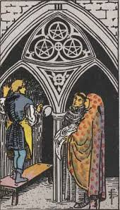 The Three of Pentacles in the Waite-Smith Tarot captures a sense of teamwork. By revising your goals, you are recognizing not only what works -- but what doesn't work -- in your blueprint. Priceless!